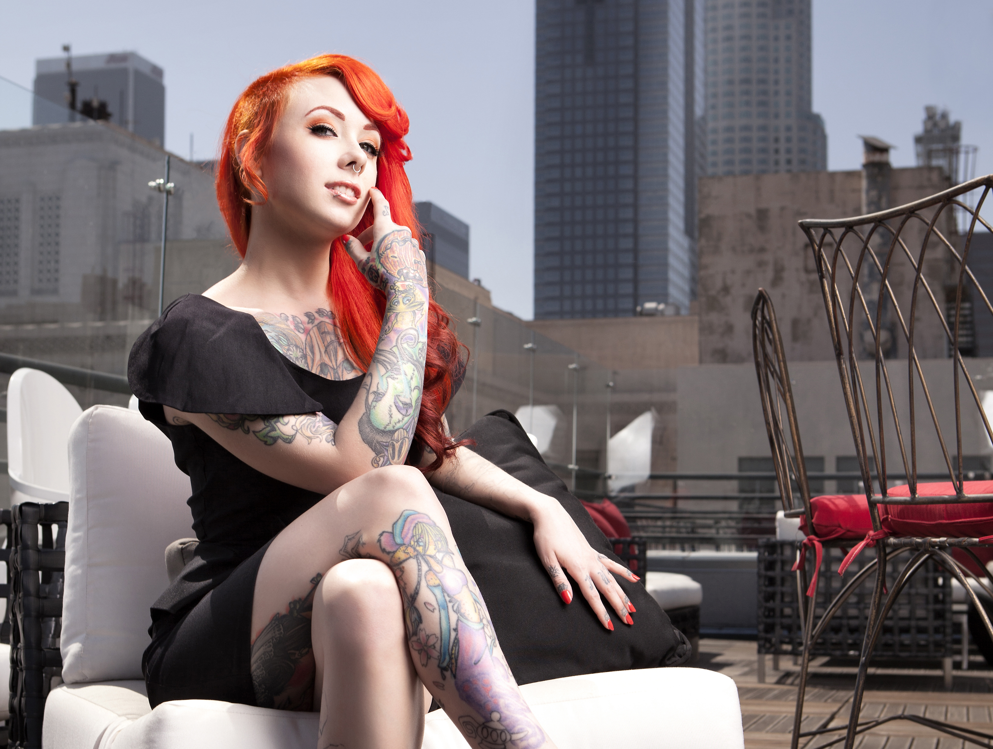 Megan Massacre to join Bondi Ink