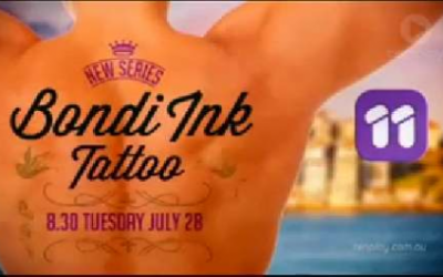 Bondi Ink world premiere