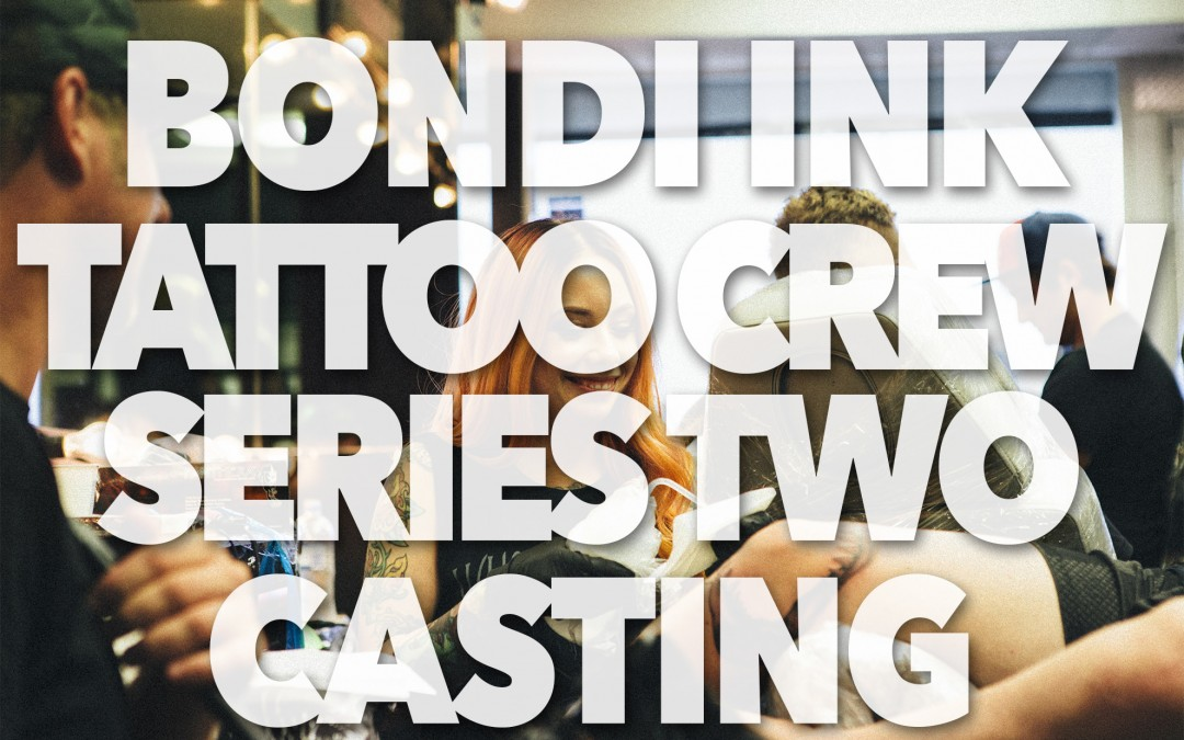 Bondi Ink Series 2 Casting