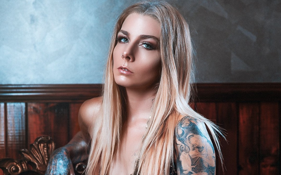 Tattoo queen returns to Tattoo Crew