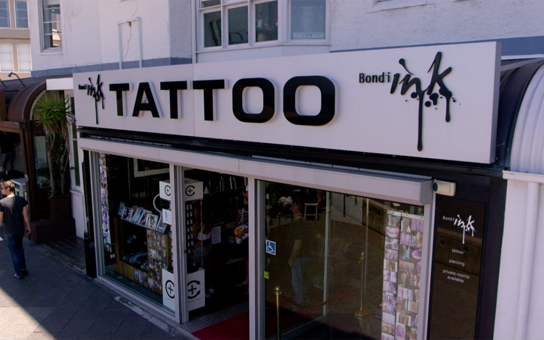 Bondi Ink Tattoo Crew Season 2 premiere
